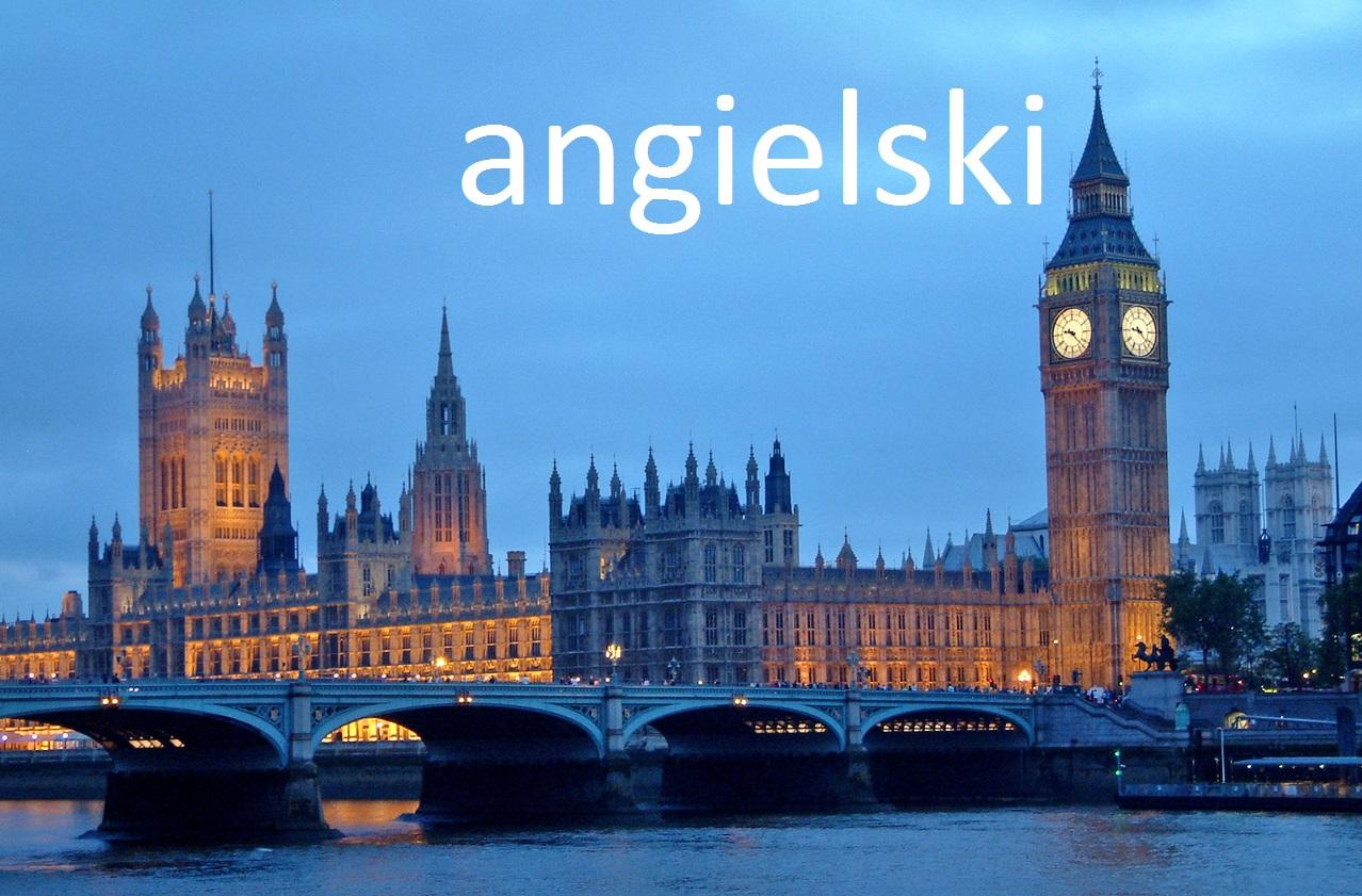 angielski Mikołow
