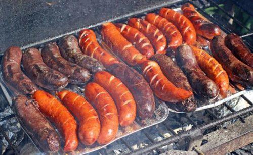 One kielbasa shy of a sausage party